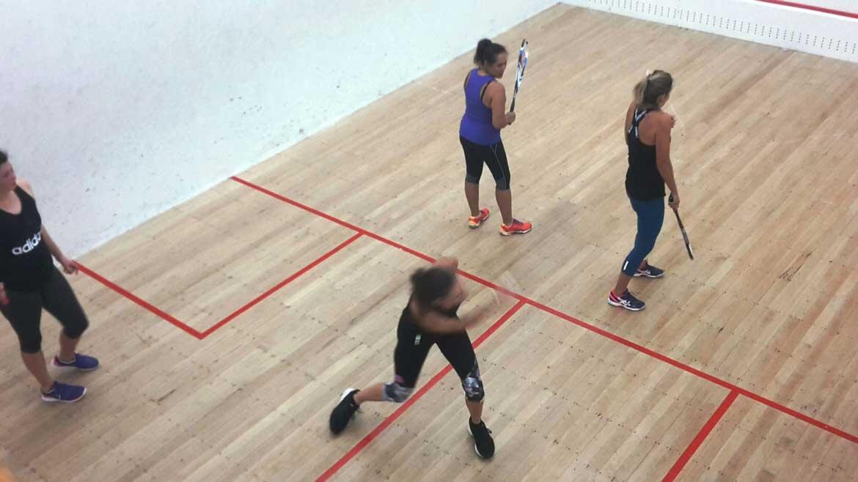 Ladies Coaching Session - Mar-2018