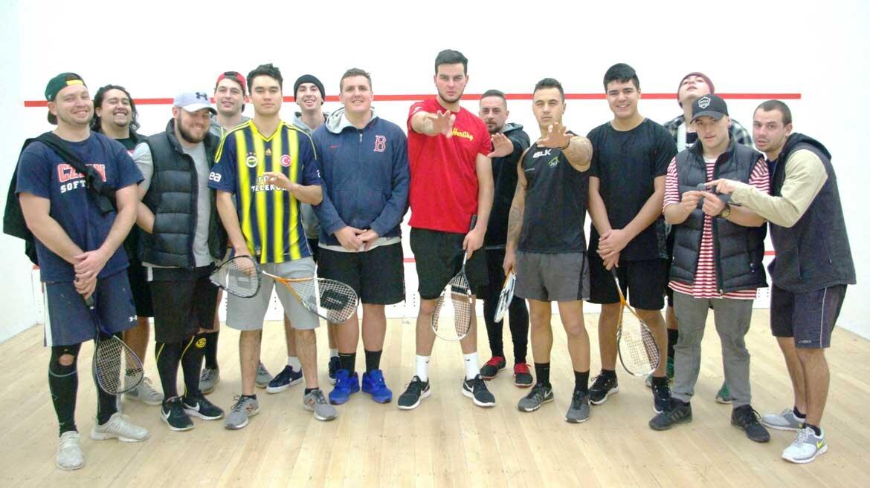 Shepherds Park Squash - Softballers Group