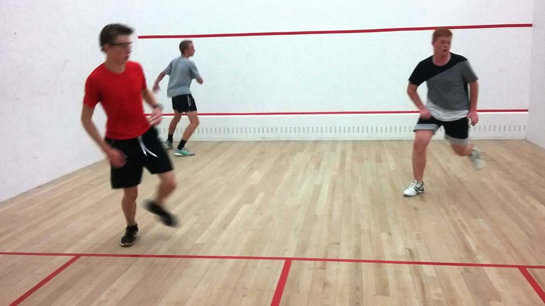 Squashfit Training