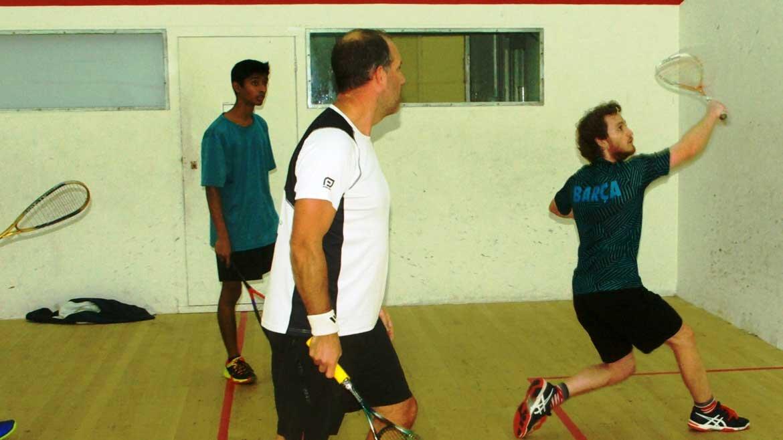 Training With Martyn